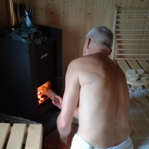sauna aanmaken2 BB Drenthe