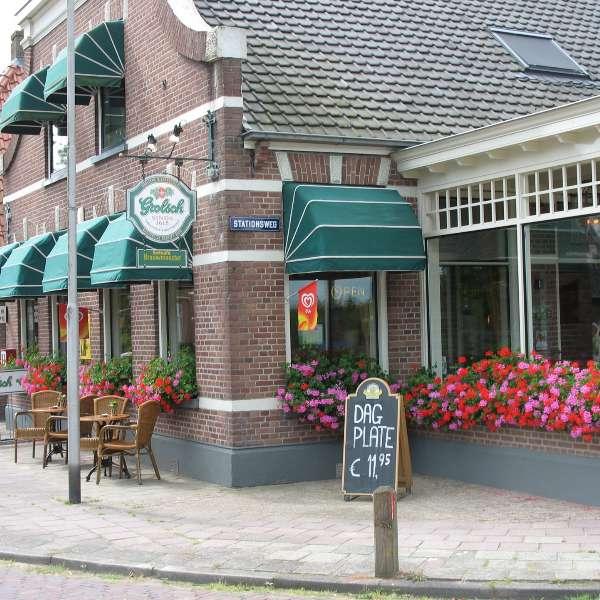 Eetcafé De Brouwmeester Koekange 3 km vanaf Molenbergh