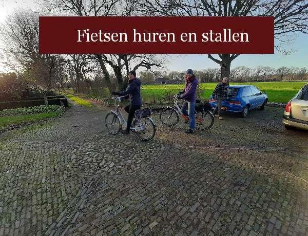 fietsen huren en stallen bij bnb molenbergh 4
