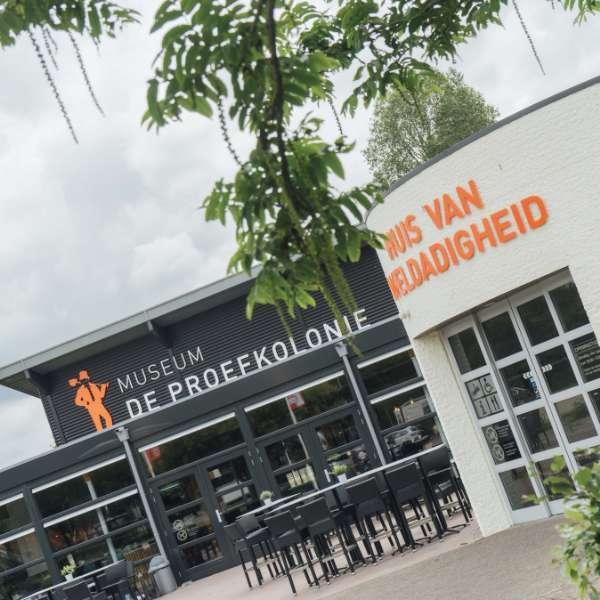 museum de proefkolonie 20 km vanaf bed en breakfast vakantiehuisje molenbergh in zuid west drenthe
