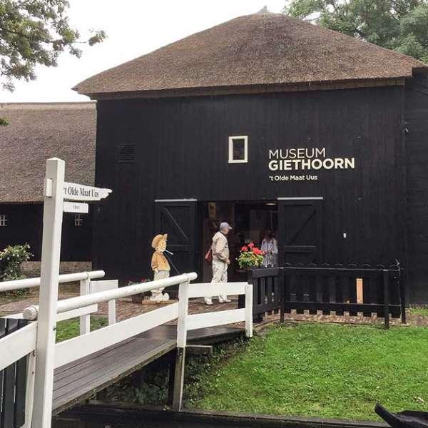 museum giethoorn 20 km vanaf bed en breakfast vakantiehuisje molenbergh in zuid west drenthe