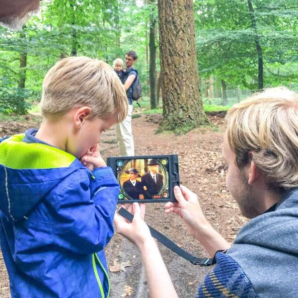 the nature game vlakbij bed en breakfast vakantiehuisje molenbergh in zuidwest drenthe