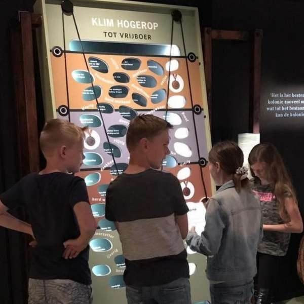 Museum De proefkolonie 20 km vanaf Molenbergh vakantiehuisje Drenthe