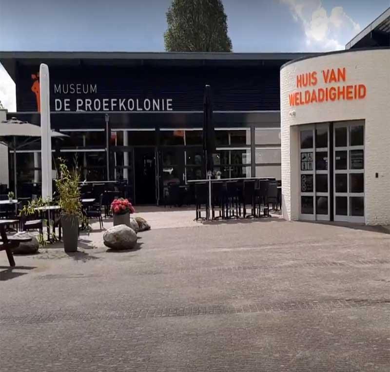 Museum de Proefkolonie 20 km vanaf Molenbergh vakantiehuisje Drenthe 1